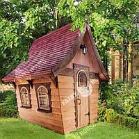 """Детский домик из дерева """"Лесовика"""""""