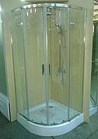 ДУШЕВАЯ КАБИНА 90х90х190 PRIMERA FRAME SHQC51906,стекло прозрачное