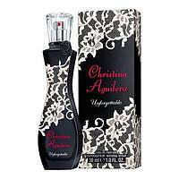 Женская парфюмированная вода Christina Aguilera Unforgettable edp 75 ml