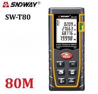 Sndway T80 лазерный дальномер