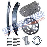Комплект цепи привода распредвала Renault Trafic 2.0 DCI/Opel Vivaro 2.0 CDTI 06> 130C12127R