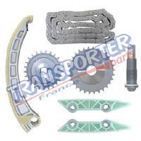 Комплект цепи ГРМ (масл.насос) Fiat Ducato 3.0JTD 06> / Iveco 504161356