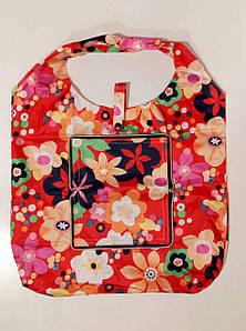 Женская тканевая сумка - трансформер мод.11009-1