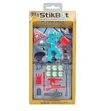Фигурка для анимационного творчества Stikbot S2 Оружие