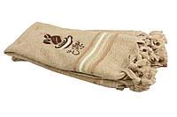 Набір рушників д/кухні Fiesta COFFEE 40*60 2шт.в уп. св.коричневий 450г/м2