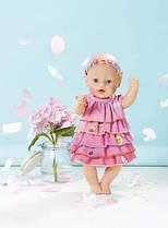 Платье летнее для куклы Baby Born Zapf Creation 824481, фото 3