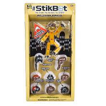 Фігурка для анімаційного творчості Stikbot S2 Перуки