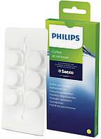Таблетки для чистки кофемашин Philips CA6704/10