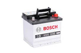 Аккумулятор Bosch S3 45Ah EN400A R+ (S3002)