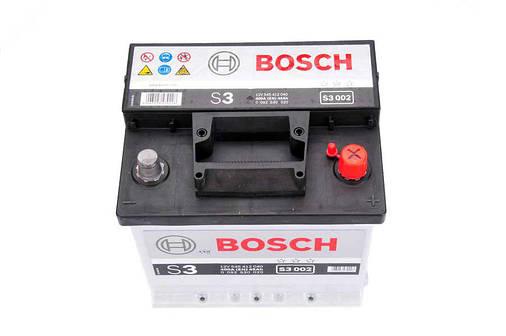 Аккумулятор Bosch S3 45Ah EN400A R+ (S3002), фото 2