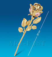 Фигурка Цветок с цв.кр. (Юнион) AR-1312/1