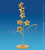 Фигурка Ветка с цветами с цв.кр. (Юнион) AR-1223