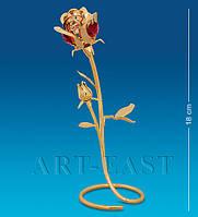 Фигурка Роза с цв.кр. (Юнион) AR-1282/1