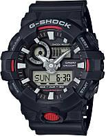 CASIO G-SHOCK GA-700-1AER мужские спортивные часы