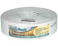 Коаксиальный кабель FinMark F 660BV white (100м)