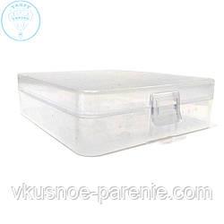 Кейс для аккумуляторов 18650 пластиковый