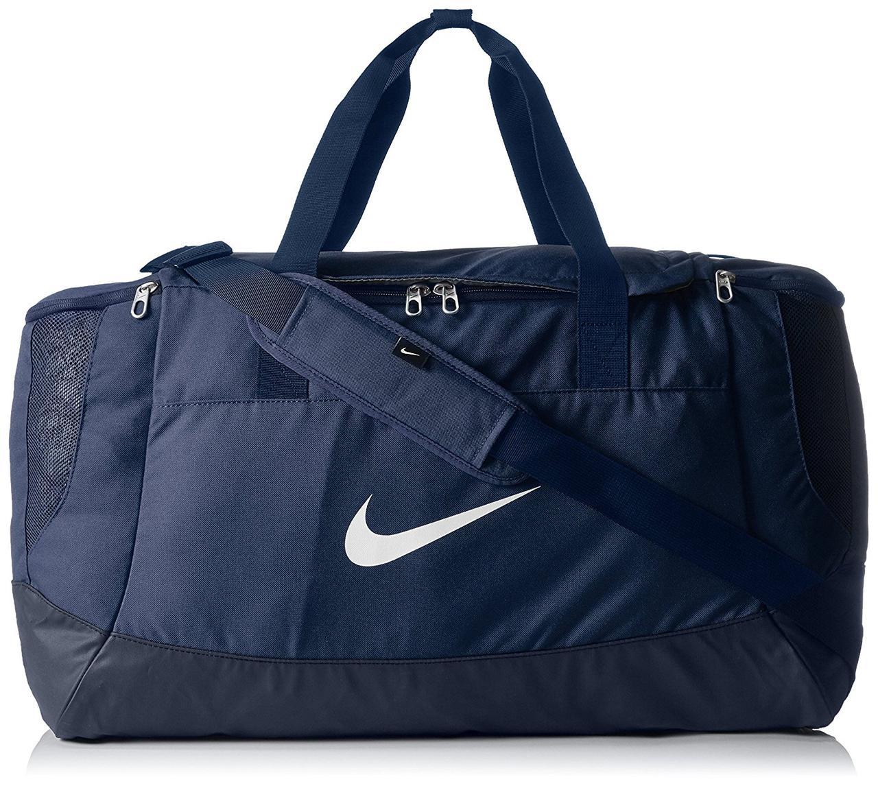 Сумка спортивная Nike Club Team Duffel L BA5192-410 (original) 58л, большая мужская женская