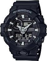Мужские спортивные часы Casio G-SHOCK GA-700-1BER