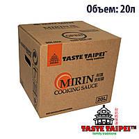 """Соевый соус Мирин """"Класс А"""" - «Taste Taipei» Объем: 20л, соус соевый, Тайпей соусы оптом"""