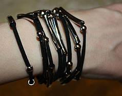 Браслет Silver Leather