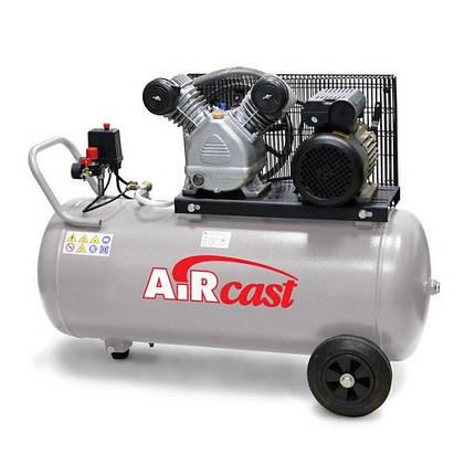 Компрессор Aircast  СБ4/С-100.LB30-3.0, фото 2