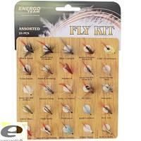 Набор мушек ET Fly Set 25 шт