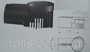 HL163 Дренажний елемент для парапетних воронок серії HL68