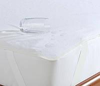Непромокаемый наматрасник 160х190 U-tek  Aress Premium на резинках, фото 1