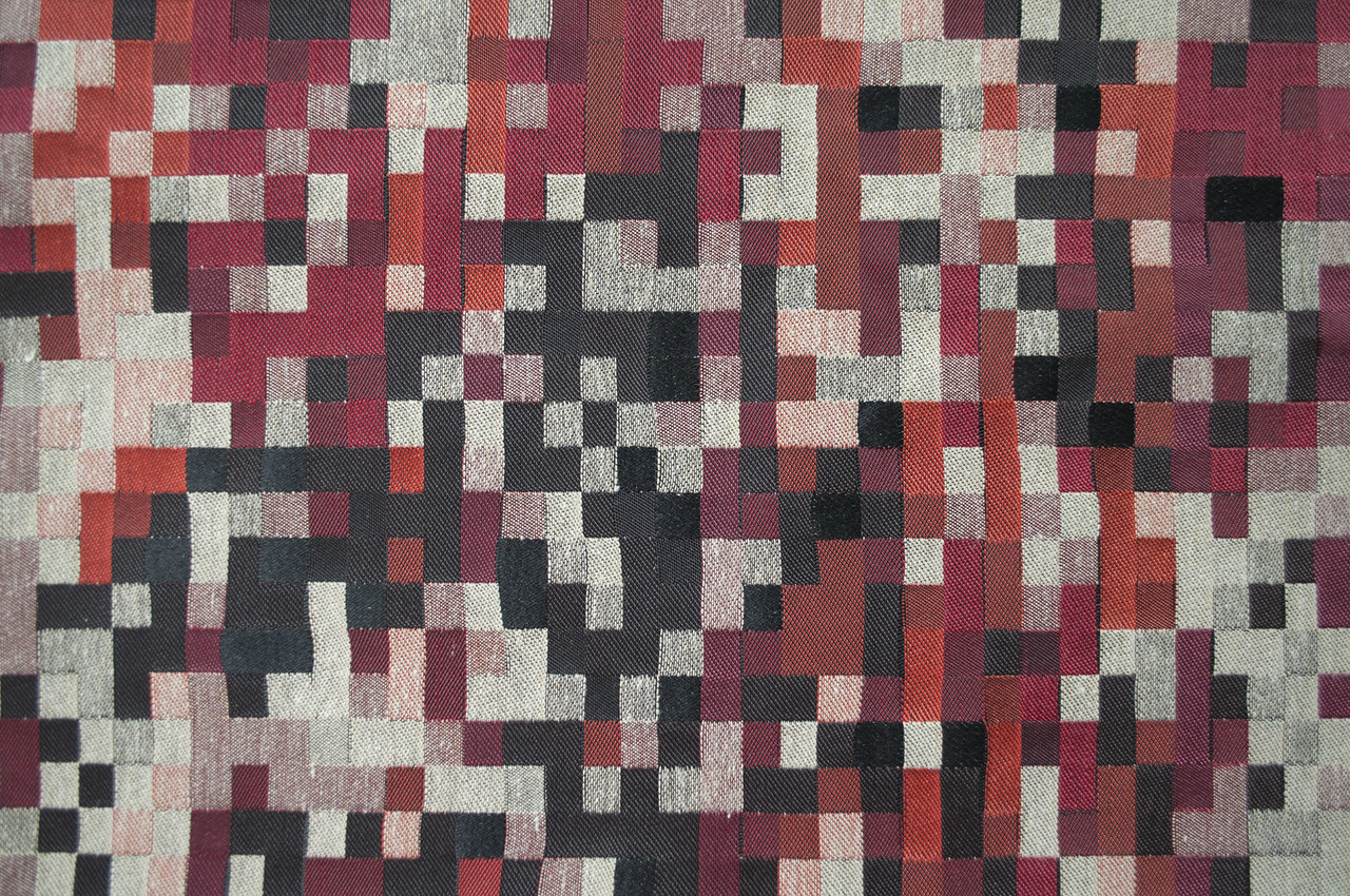 PIXEL 2 - итальянская мебельная ткань