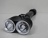 Подствольный фонарик Bailong Police BL-Q2822-2хXM-L2 U2 . e, фото 2