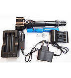 Подствольный фонарик Bailong Police BL-Q2822-2хXM-L2 U2 . e, фото 3
