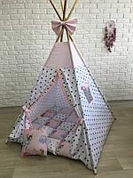 Вигвам детская игровая палатка «Феечкина радость»
