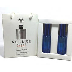 Chanel Allure Homme Sport  - Double Perfume 2x20ml