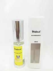 Burberry Weekend for Women - Travel Perfume 30ml