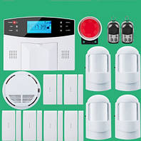 Комплект GSM сигнализации SGA-9907. Обновленный комплект №6