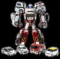 Игрушка-трансформер КВАТРАН Tobot (301017), фото 1