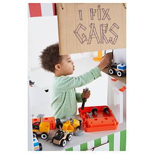 ДУКТИГ Набор детских инструментов 60164828 IKEA, ИКЕА, DUKTIG, фото 2