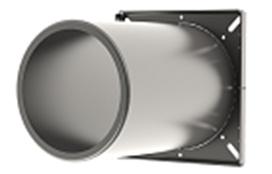 Труба защитная для горелки Pellas X 100