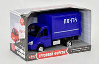 Инерционный грузовик Почта