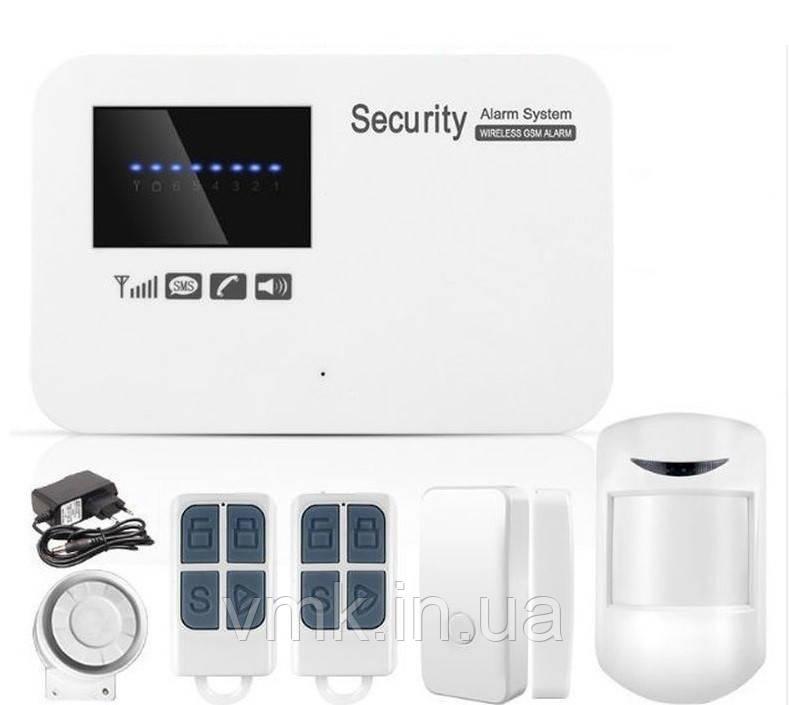 Беспроводная GSM сигнализация ZC-GSM020.