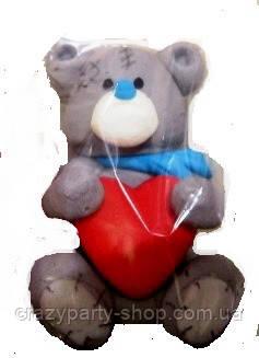 Сахарная фигурка  Мишка Тедди