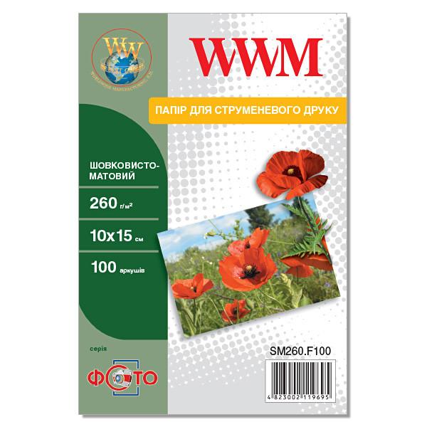 Фотобумага WWM премиум (шелковистая, сатиновая, суперглянцевая)