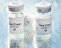 Линзы контактные на 6 месяцев Sea Clear, Gelflex (Австралия), (1 шт)