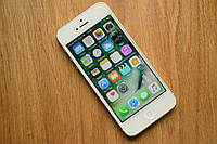 Apple Iphone 5 16Gb Silver Neverlock Оригинал! , фото 1