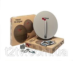 Спутниковая антенна Triax TD64 - 0,64м. (Дания)