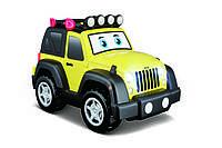 Автомодель Jeep Wrangler со светом и звуком Bb Junior (16-81201)