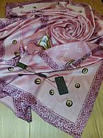 Платок Louis Vuitton шелк