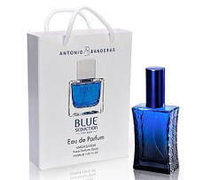 Antonio Banderas Blue Seduction - Travel Perfume 50ml