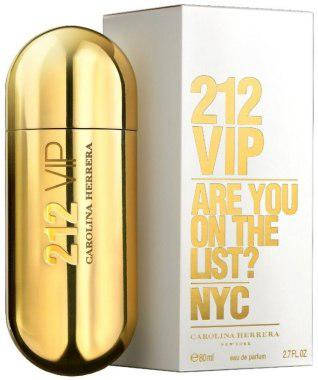 Женская парфюмированная вода C.HARRERA 212 VIP ARE YOU ON THE LIST 80 ml, фото 2