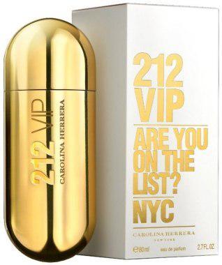 Женская парфюмированная вода C.HARRERA 212 VIP ARE YOU ON THE LIST 80 ml